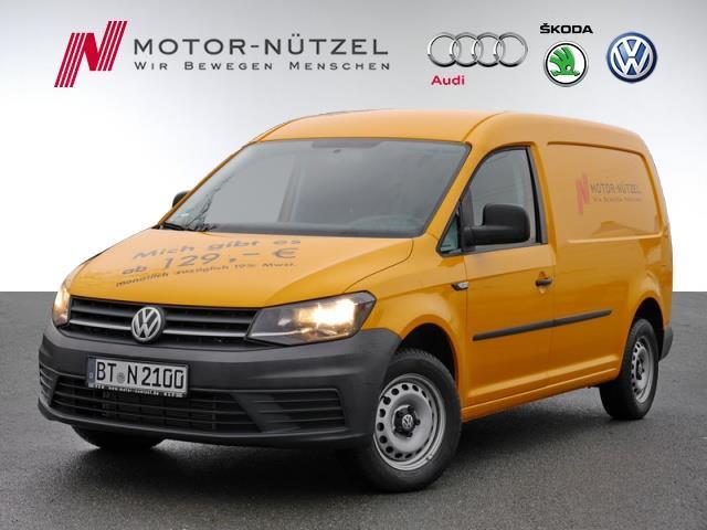 VW-NFZ Caddy Kasten Maxi